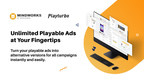 Mintegral Launches Playable Ad Creative Platform Playturbo