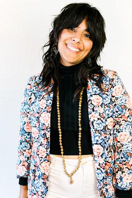Alejandra Martínez, directora artística de Innersense Organic Beauty (PRNewsfoto/Innersense Organic Beauty)