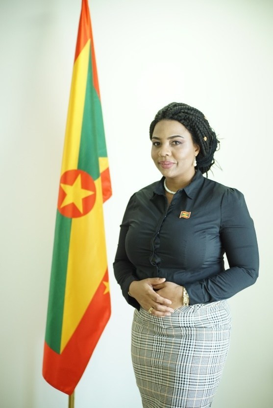 Rose-Ann Benjamin, Grenada's Consul General to the UAE