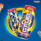 G FUEL and SEGA Team Up To Create a Sonic the Hedgehog Energy Drink