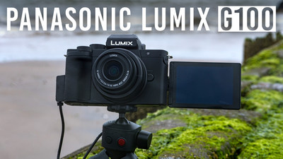 Panasonic Lumix G100  Mirrorless  Digital Camera