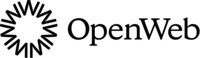 OpenWeb logo (PRNewsfoto/OpenWeb,Spot.IM)