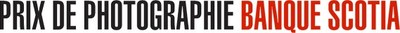 Logo de Prix de photographie Banque Scotia (Groupe CNW/Scotiabank)