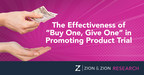 """Zion & Zion Study Examines Effectiveness of """"Buy One, Give One"""" Marketing"""