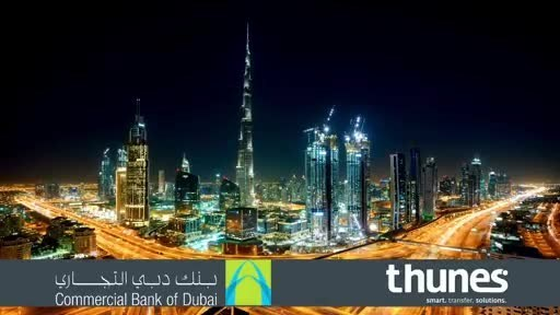 Commercial Bank Dubai and Thunes partner to offer real-time international remittances