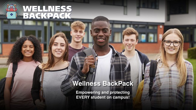 """U.S. High School Campus """"Rapid Response"""" Mobile App Developer, Wellness BackPack, Enlarges its Geofence Footprint to Expand Student Reach in Managing the Isolating Effects and the Growing Challenges of the COVID-19 Pandemic"""