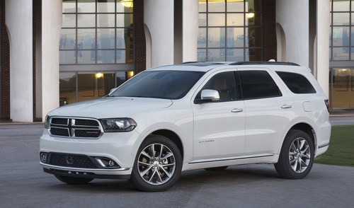 2020 Dodge Durango helped boost the brand to #1
