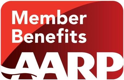 AARP Services Member Benefits Logo (PRNewsfoto/AARP Services)