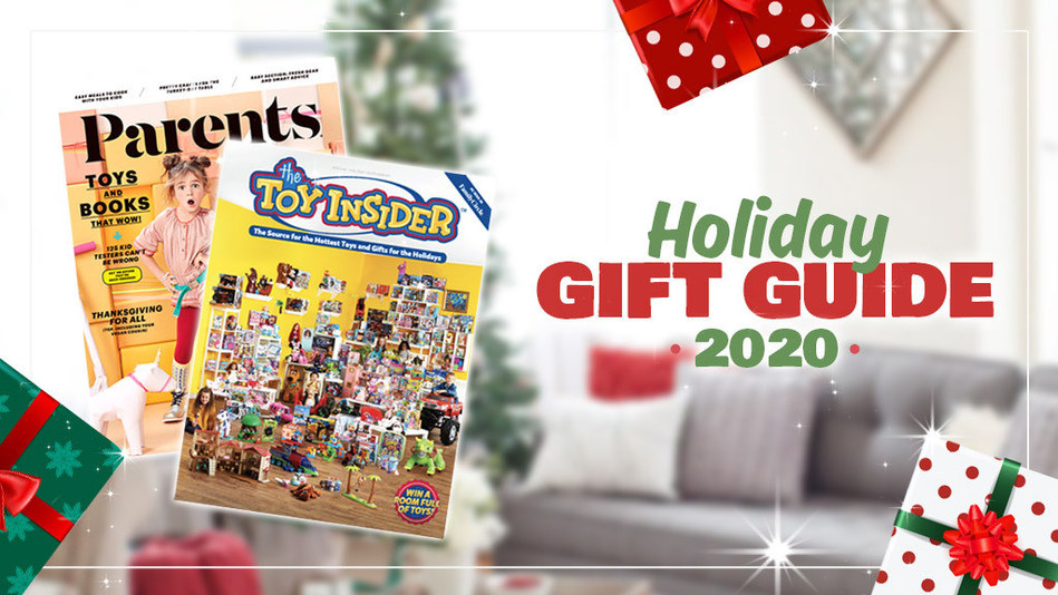The Toy Insider Announces Media Partnership with PARENTS Magazine