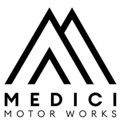 Medici Motor Works Logo (PRNewsfoto/Ideanomics)