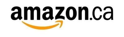 Amazon Canada Logo (CNW Group/Amazon Canada)