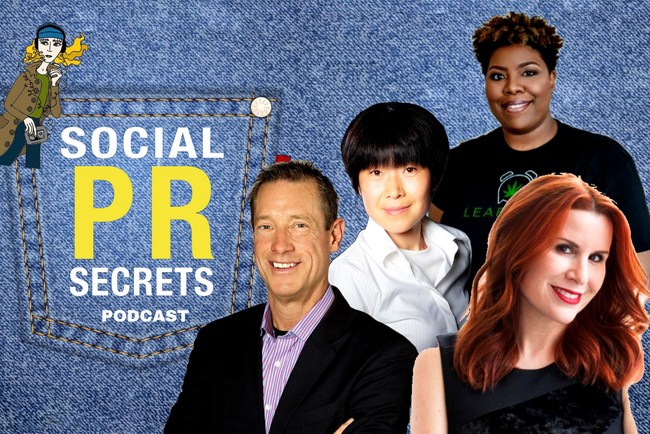 Social PR Secrets, a trusted source since 2013 for actionable and relevant ways to combine the superpowers of public relations, social media, and SEO, just hit the digital airwaves with 60 podcast episodes - and growing. After completing four editions of Social PR Secrets the book, Lisa Buyer announces the launch of the real time audio experience Social PR Secrets, the podcast.
