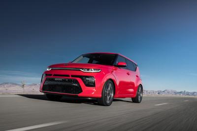 Kia Motors, clasificada como marca #1 en el sector según estudio de calidad inicial de J.D. Power en los Estados Unidos (PRNewsfoto/Kia Motors America)