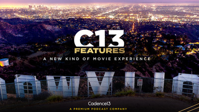 """Cadence13 to Launch Groundbreaking """"C13Features"""" Podcast Studio (C13Features image credit: Curt Courtenay/Cadence13)"""