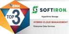 SoftIron HyperDrive™ Storage Selected for Top 3 Award by Enterprise Management Associates (EMA)