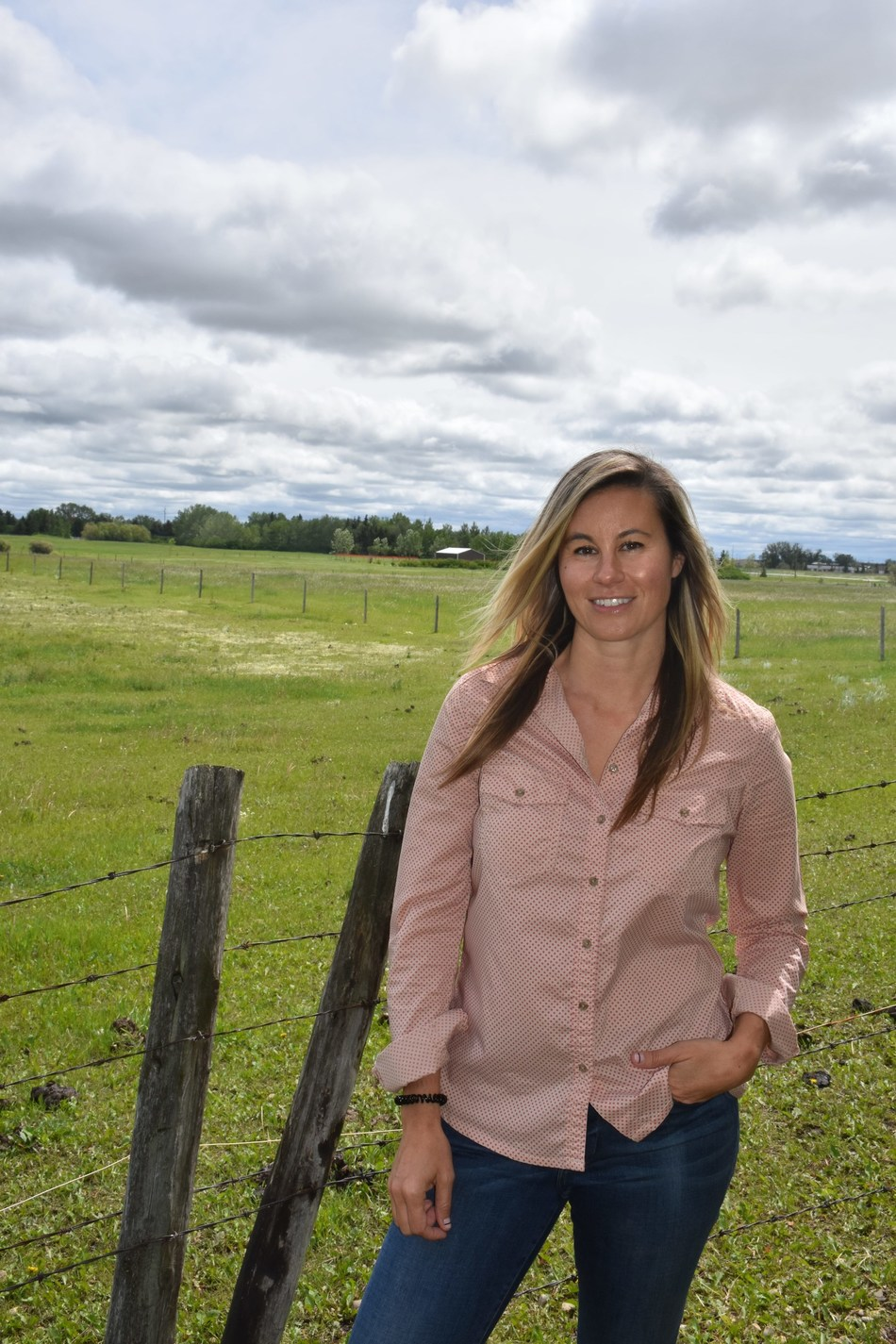 Laura Gustafson - founder of ulivit (CNW Group/Protein Industries Canada)