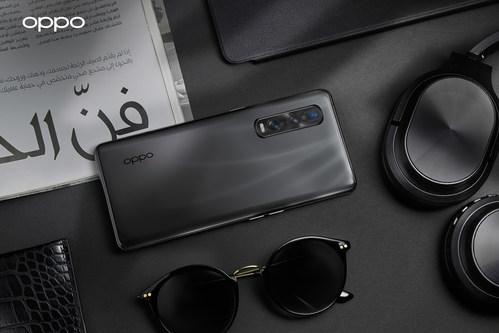 OPPO Find X2 Pro (PRNewsfoto/OPPO)