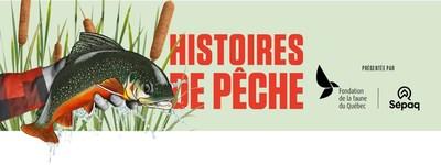 Histoires de pêche, une exposition à saveur estivale ouverte au public dès le vendredi 26 juin 2020. (Groupe CNW/Musée de la civilisation)