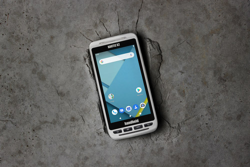 Handheld announces a new version of its popular NAUTIZ X2 all-in-one Android rugged computer