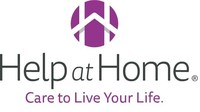 Help at Home Logo (PRNewsfoto/Help At Home, LLC)