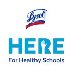 Lysol® Partners With Sarah Michelle Gellar to Donate up to 16...