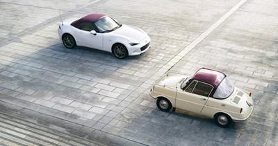 El Mazda MX-5 Miata 100o. Aniversario llega a los Estados Unidos