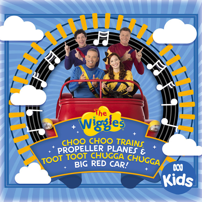 The Wiggles 55th studio album takes listeners on a virtual journey to anywhere their imagination desires.