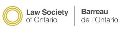 Logo de LSO (Groupe CNW/Le Barreau de l'Ontario)