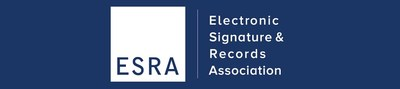 Electronic Signature and Records Association (ESRA) Logo