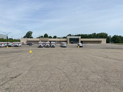 U-Haul will soon be presenting an impressive self-storage facility in Mansfield thanks to the recent acquisition of the former Big Lots and Value City Furniture at 1140 Park Ave.