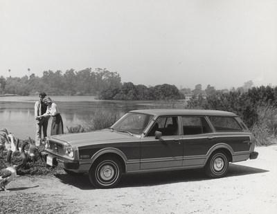 1978 Cressida Wagon (Groupe CNW/Toyota Canada Inc.)