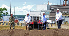 NORESCO and U.S. Navy Break Ground on Cogeneration System to Enhance Resiliency at Naval Submarine Base New London
