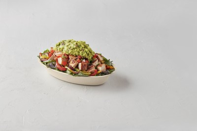 Available now, customers can order from Chipotle locations through the Grubhub app or Grubhub.com.