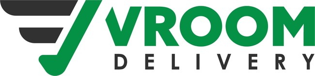 Vroom Delivery Logo
