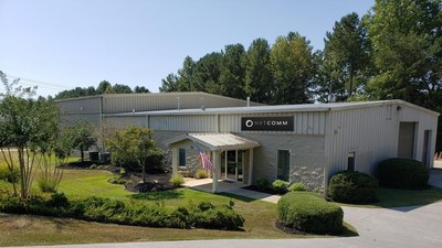 The 10,000-square-foot facility, located in Cherokee County, Georgia, will produce satellite broadband antennas for a host of mobility and fixed wireless markets. NXTCOMM plans to add 50 full-time positions in the next 18 months.