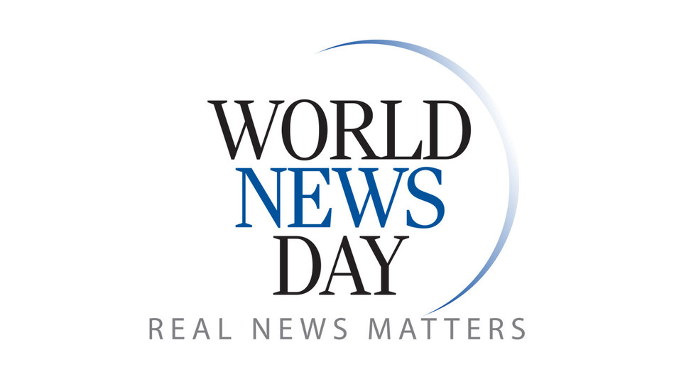 World News Day logo. (CNW Group/Canadian Journalism Foundation)