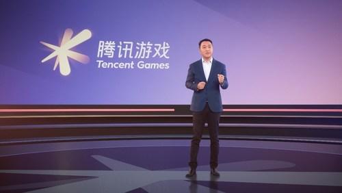 Steven Ma, Senior Vice President of Tencent