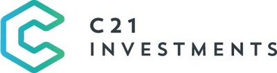 C21 Investments Inc. Logo (CNW Group/C21 Investments Inc.)