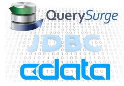 QuerySurge/CData partnership