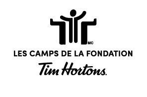 Logo de Les Camps De La Fondation Tim Hortons (Groupe CNW/Tim Hortons)