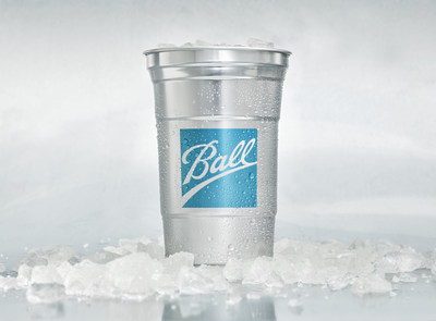 The Ball Aluminum Cup™