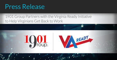 """""""VA Ready's vision aligns closely with 1901 Group's 10-year track record of developing sustainable IT jobs in regions such as Southwest Virginia."""" Sonu Singh CEO 1901 Group"""