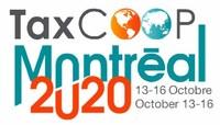 TaxCOOP 2020 Logo (CNW Group/TaxCOOP)