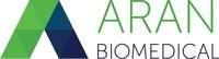 Aran Biomedical Logo (PRNewsfoto/Aran Biomedical)