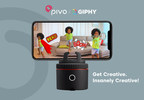 Pivo Announces GIPHY Integration to Inspire Consumers to Get Insanely Creative