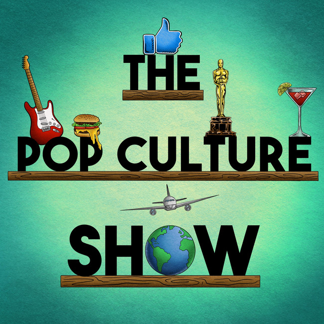The Pop Culture Show with Barnes, Leslie and Cubby