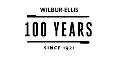 Wilbur-Ellis, a leading international marketer, distributor and manufacturer of agricultural products, animal nutrients and specialty chemicals and ingredients, begins its 100th anniversary celebration today.