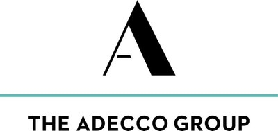 The Adecco Group Logo (PRNewsfoto/The Adecco Group)