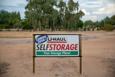 U-Haul is bringing a state-of-the-art retail and self-storage facility to St. Augustine with its recent land acquisition on the south side of CR 16A and the north side of SR 16.
