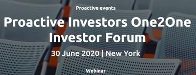 Proactive Investor Forum Banner